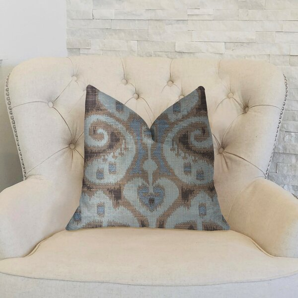 Pippen Luxury Throw Pillow by Bloomsbury Market