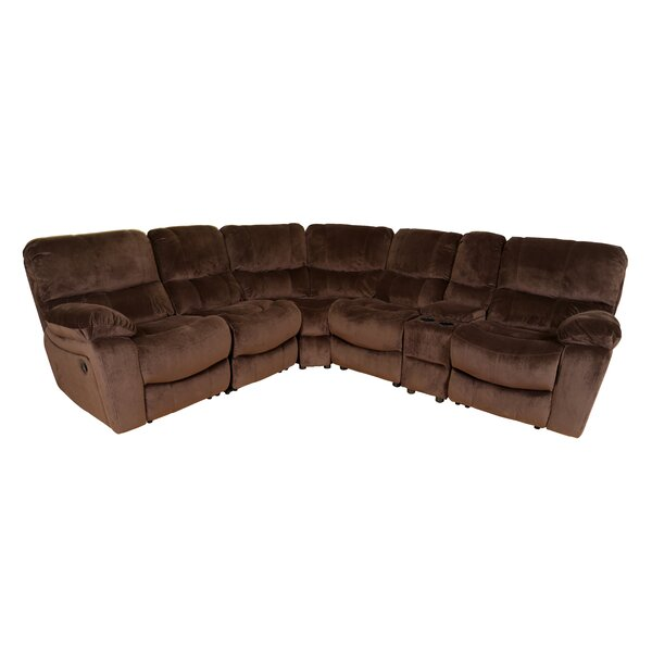 Reza Reclining Sectional by Red Barrel Studio