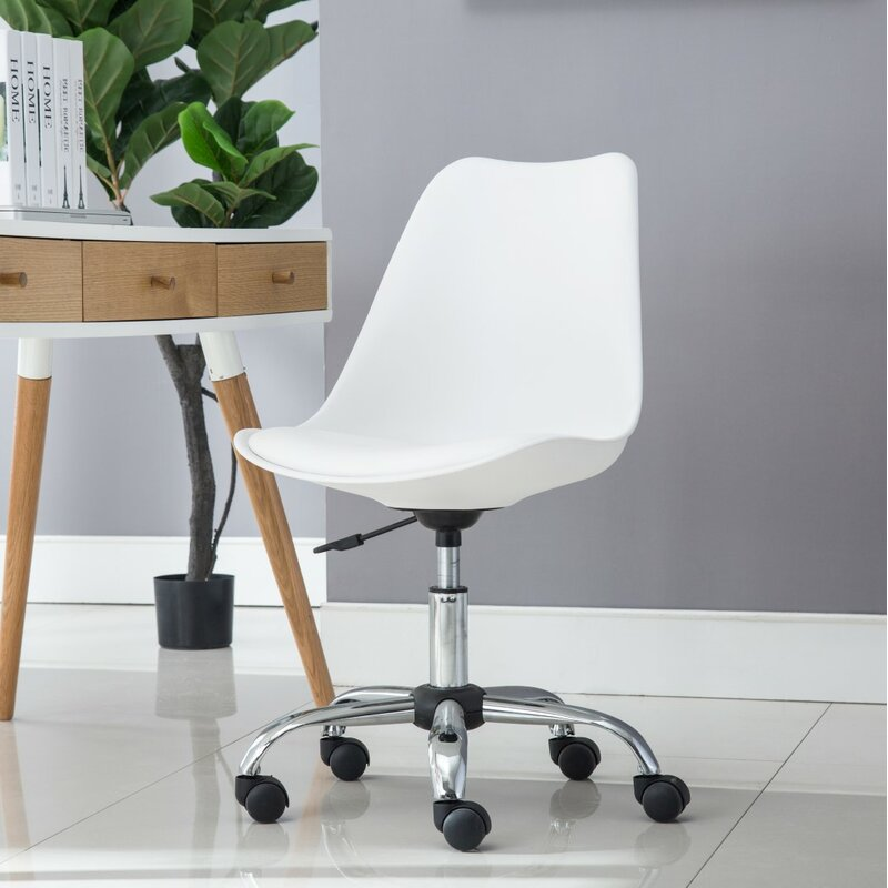 Gosnell Adjustable Cushioned Office Chair
