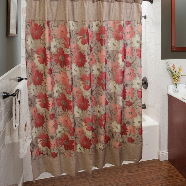 Toulon Shower Curtain by Sherry Kline