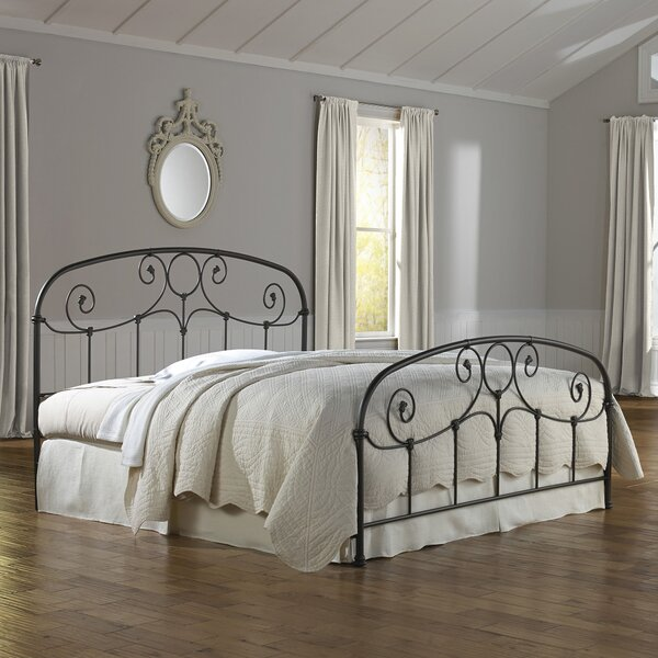 Grafton Standard Bed by Alcott Hill