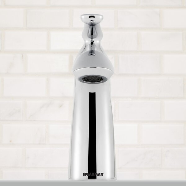 Chelsea Single Hole Bathroom Faucet with Drain Assembly