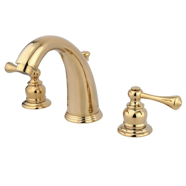 Victorian Widespread Bathroom Faucet By Kingston Brass