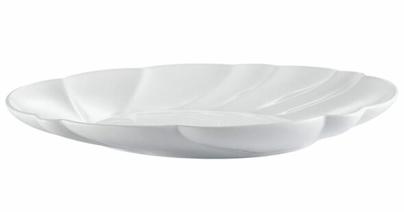 Catering Scallop Shape Platter by ColorUs China