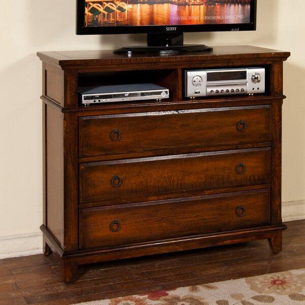 Mango Grove 3 Drawer Dresser by Sunny Designs