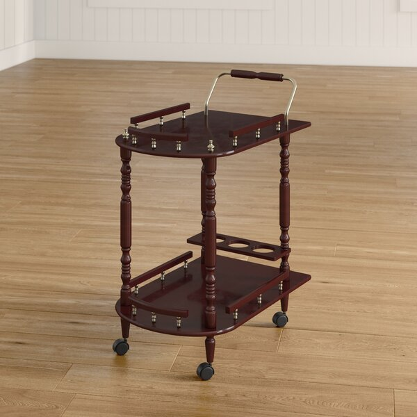 Ambrose Bar Cart by Astoria Grand