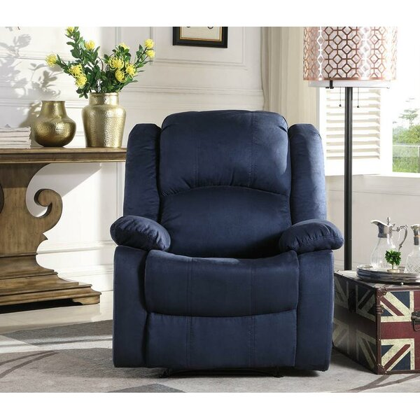 Meaghan Manual Recliner by Andover Mills