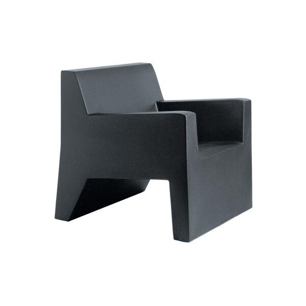 Jut Patio Chair by Vondom