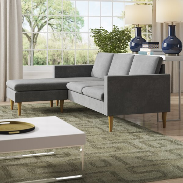 June Reversible Sectional by Modern Rustic Interiors