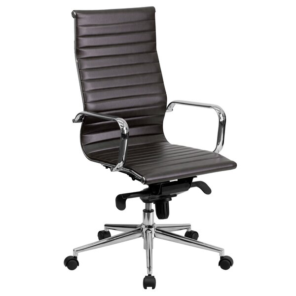 Modern Contemporary Desk Chair On Wheels Allmodern
