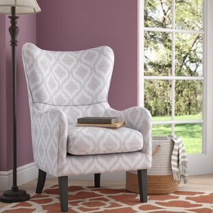 Person Wingback Chair by Alcott Hill
