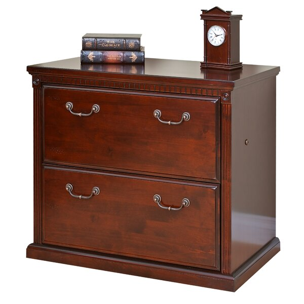 Huntington Club 2-Drawer Lateral File Cabinet by Martin Home Furnishings