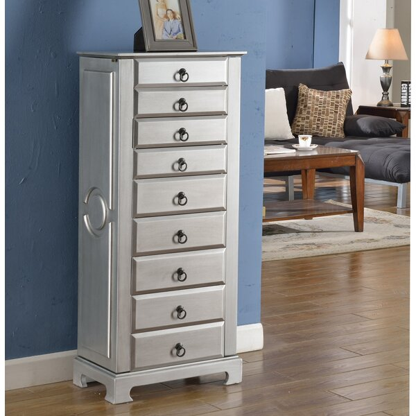 Large Jewelry Armoire by Wildon Home ®