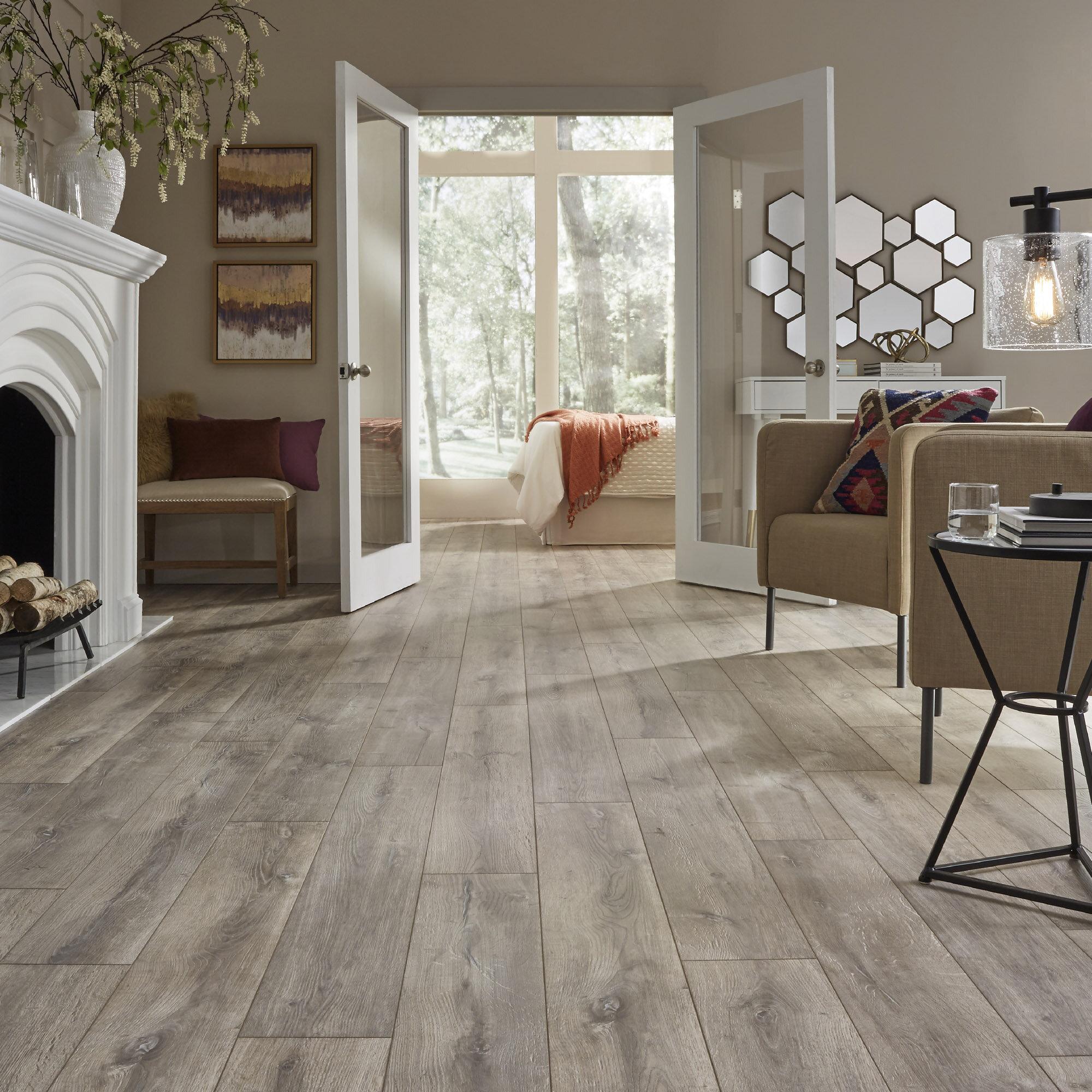 X 12mm Oak Laminate Flooring Reviews