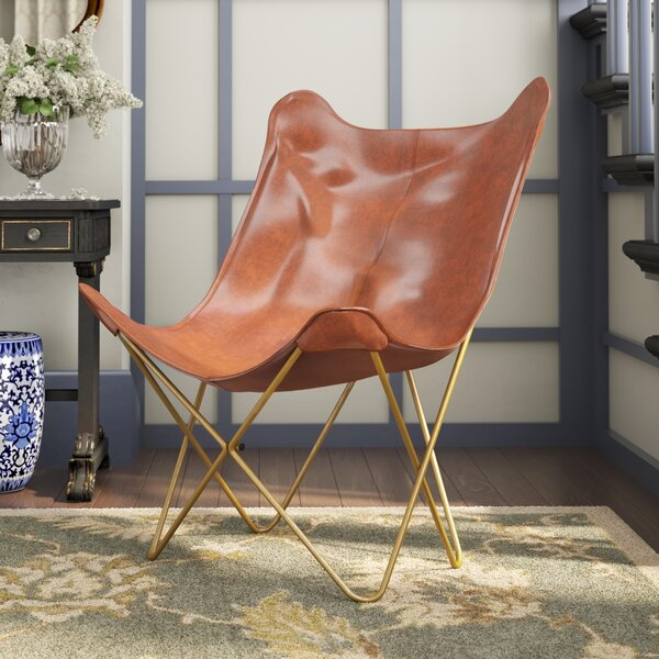 Prudence Butterfly Chair by Mistana