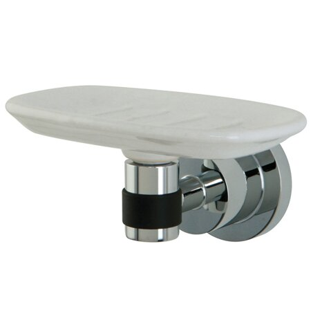 Kaiser Wall Mount Soap Dish by Kingston Brass