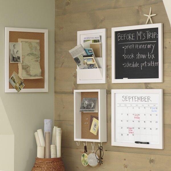 Day Planner Org Wall Mounted Calendar Board by Birch Lane™