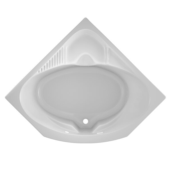 Capella 55 x 55 Drop In Air Bathtub by Jacuzzi®
