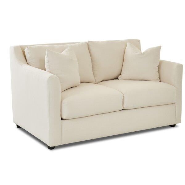 Sharon Loveseat by Wayfair Custom Upholstery™