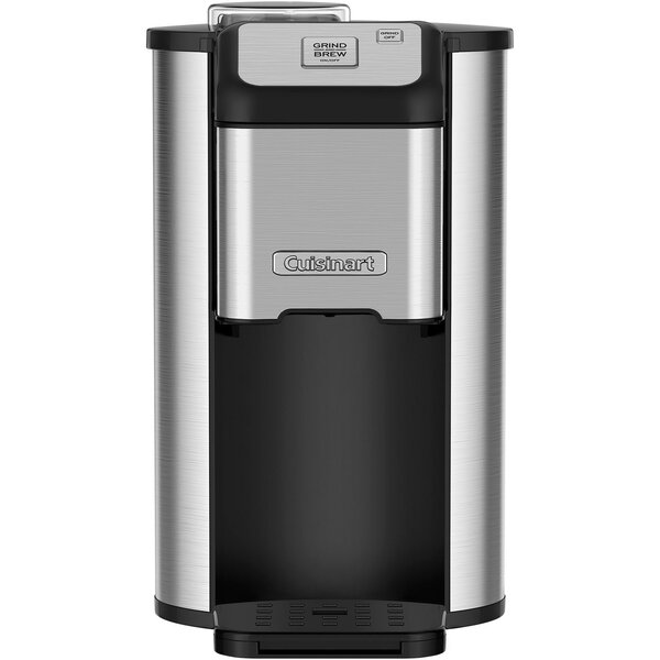Single Serve Grind and Brew™ Coffee Maker by Cuisinart