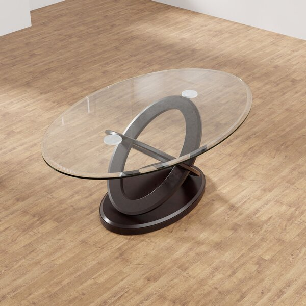 Mavek Abstract Coffee Table By Orren Ellis