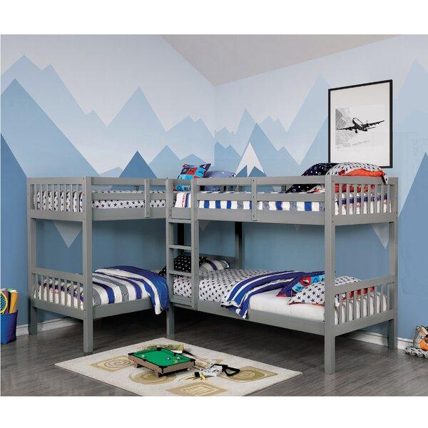 Willi Quadruple Twin Bunk Bed by Mack & Milo