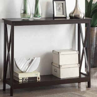 Modern Stoneford Console Table Beachcrest Home
