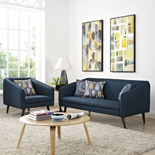 Mattern 2 Piece Living Room Set by George Oliver