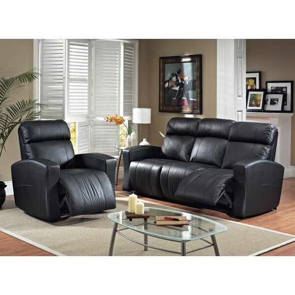 Vuelta Reclining Configurable Living Room Set by Relaxon