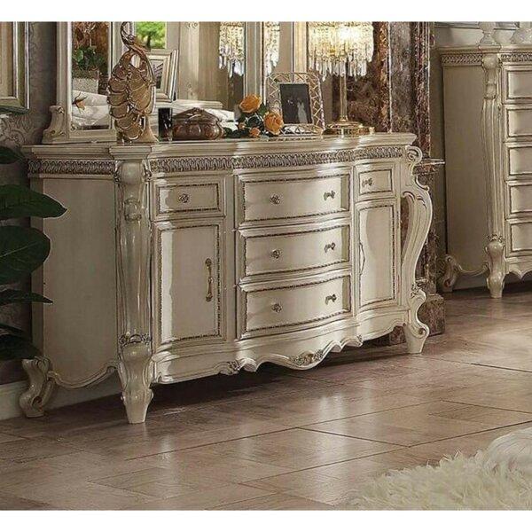 Sundquist 5 Drawer Combo Dresser by Astoria Grand