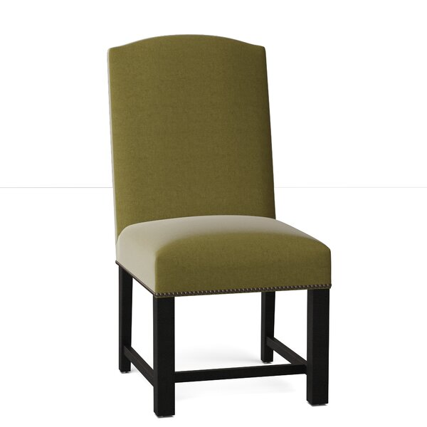 Alexandria Upholstered Parsons Chair By Sloane Whitney