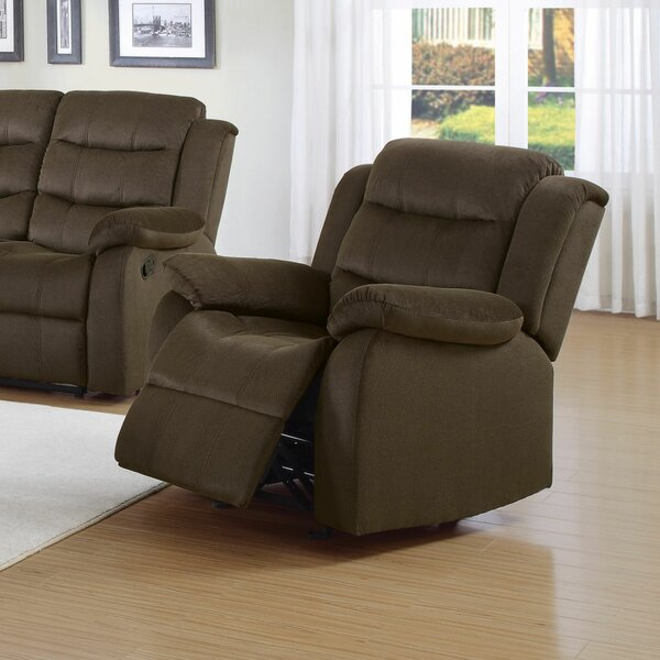 Gregson Trimmed Manual Glider Recliner RDBE1499