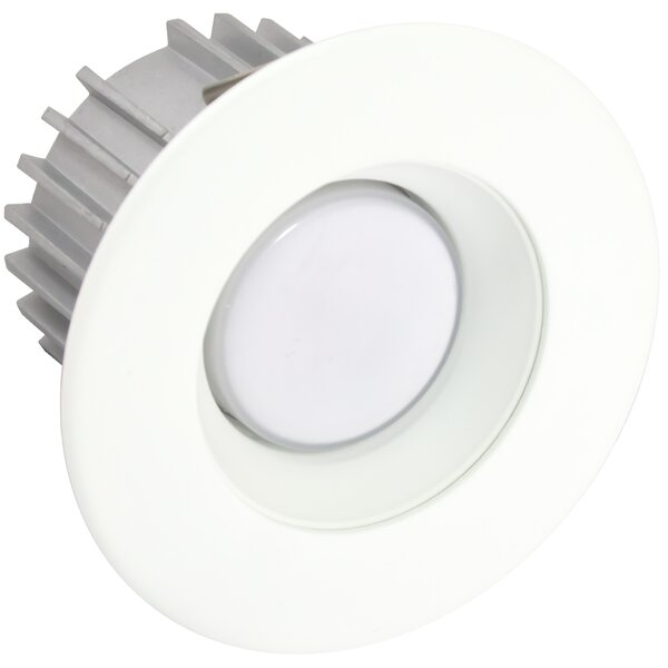 X34 4 LED Recessed Trim (Set of 6) by American Lighting LLC