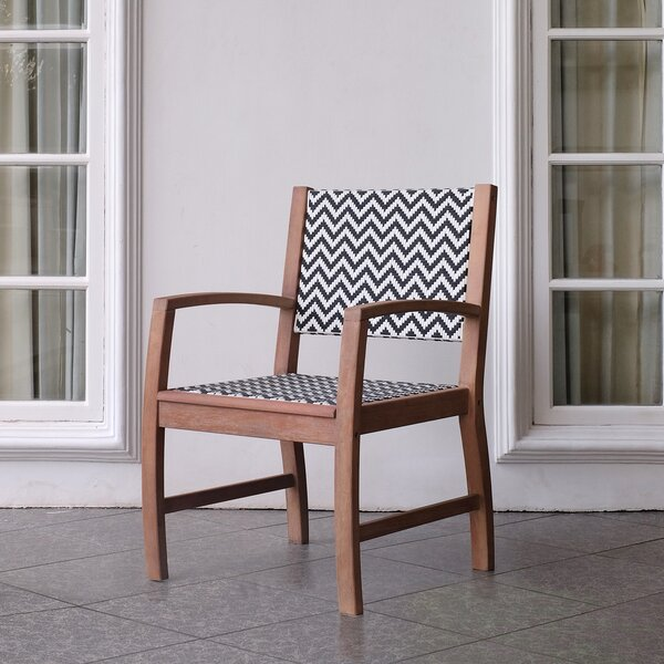 Danya Dining Chair by Bungalow Rose