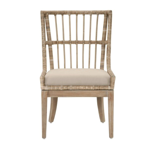 Fort Myers Upholstered Side Chair (Set of 2) by Rosecliff Heights
