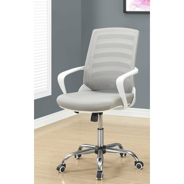Kowalsky Multi Position Mesh Office Chair by Symple Stuff