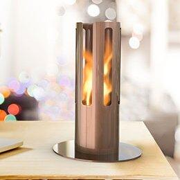 Olympus Bio-Ethanol Tabletop Fireplace by Decorpro