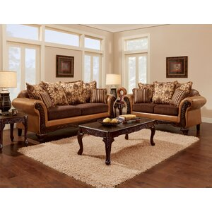 Donson Configurable Living Room Set