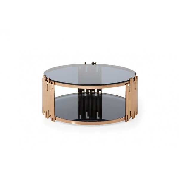 Bryce Coffee Table By Everly Quinn