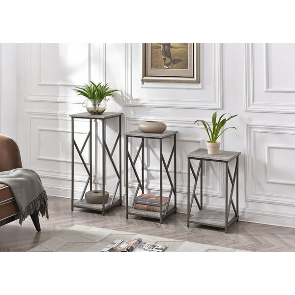 Emily End Table by Union Rustic