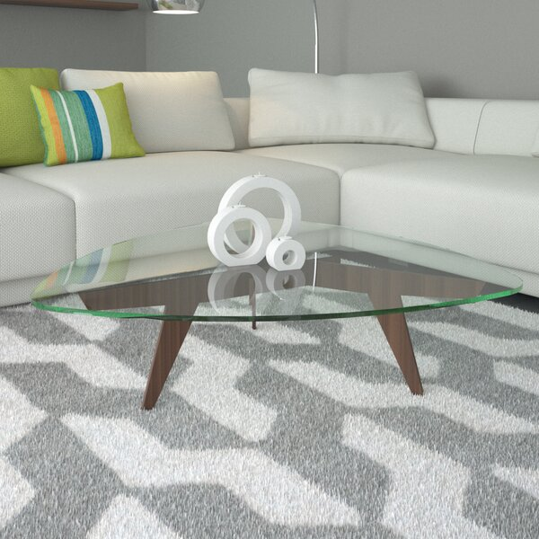 Graceland 3 Legs Coffee Table By Orren Ellis