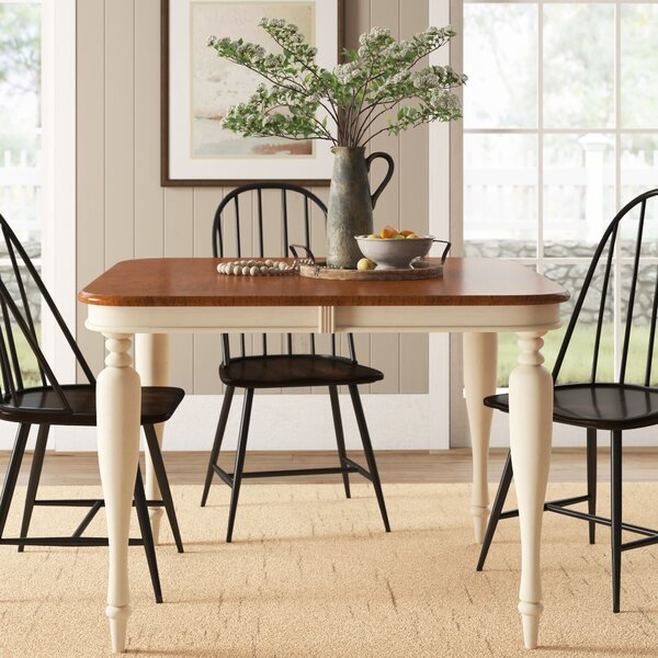 Hardy Dining Table by Alcott Hill
