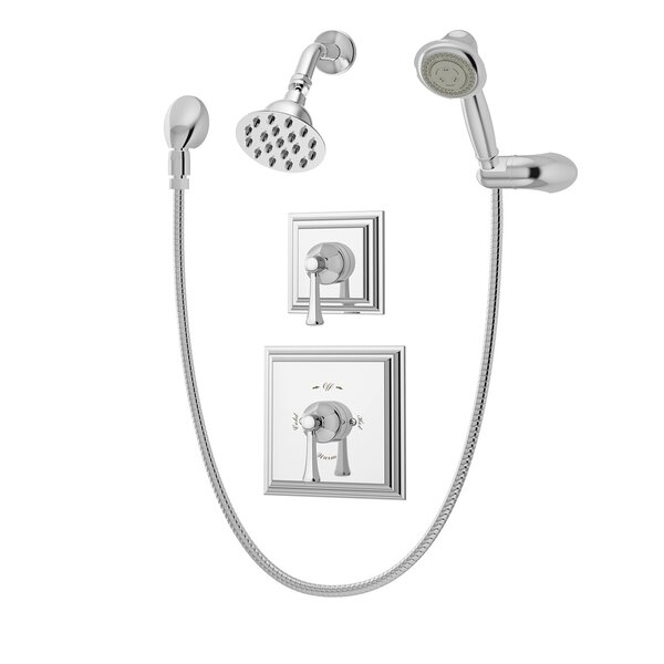 Canterbury Shower Faucet Trim with Lever Handle by Symmons Symmons