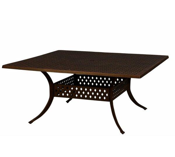 La Jolla Dining Table by California Outdoor Designs