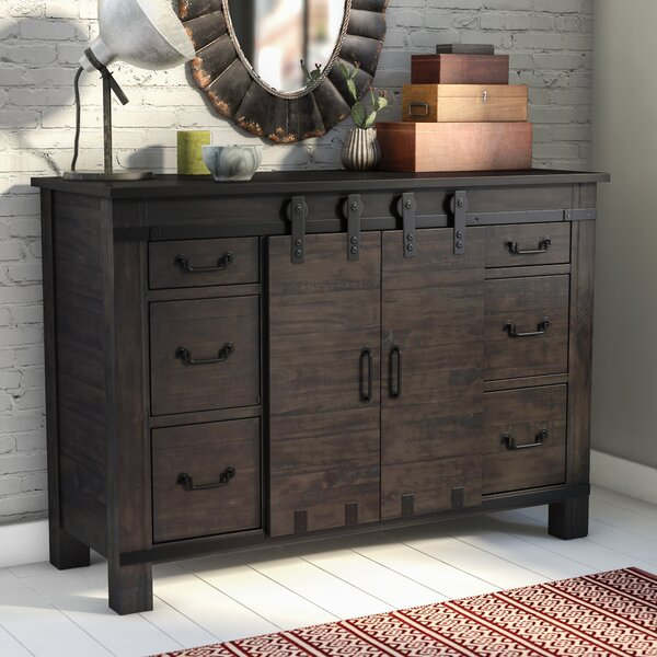 Emerado 6 Drawer Combo Dresser by Birch Lane™ Heritage