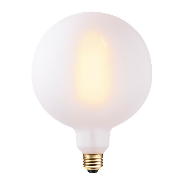 Trahan 60W Frosted Incandescent Vintage Filament Light Bulb by Williston Forge