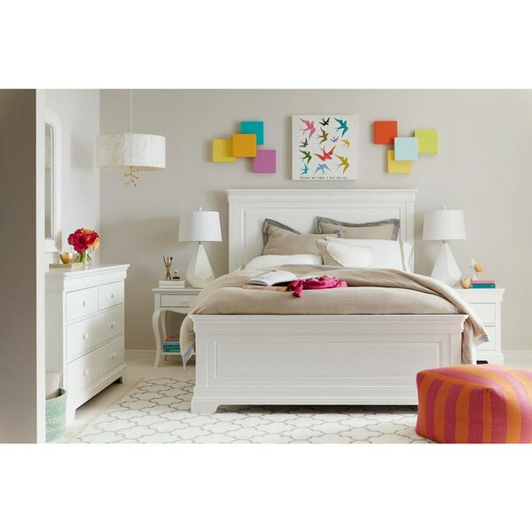 Teaberry Lane Panel Bed by Stone & Leigh™ by Stanley Furniture