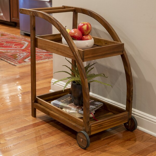 Simmonds Bar Cart by Foundry Select Foundry Select