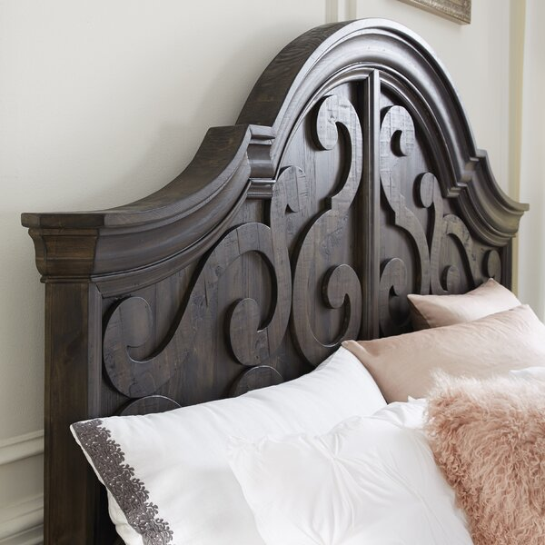 Amoret Panel Headboard by Greyleigh