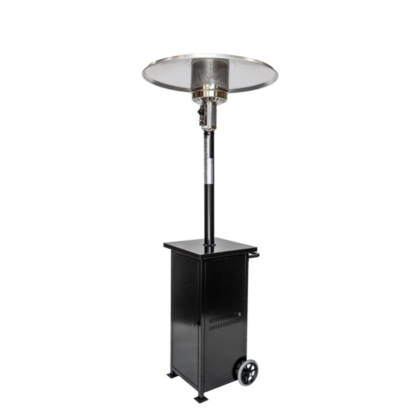 Shropshire Collapsible 41,000 BTU Propane Patio Heater by Freeport Park